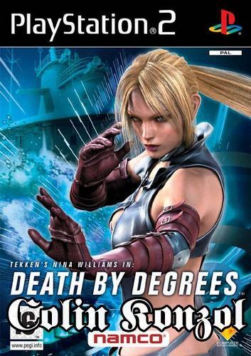 Death by Degrees (Holland borító) ( Választható angol nyelv)