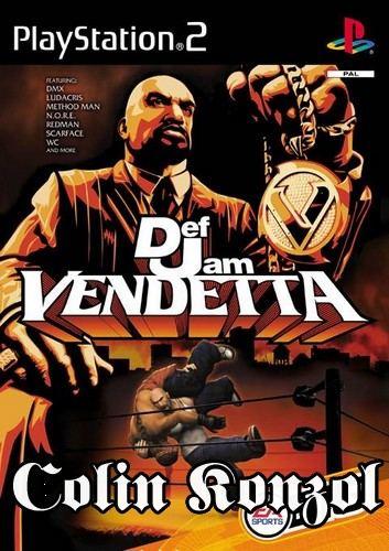 Def Jam Vendetta (No manual)