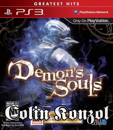 Demon's Souls (Greatest Hits)(No manual)