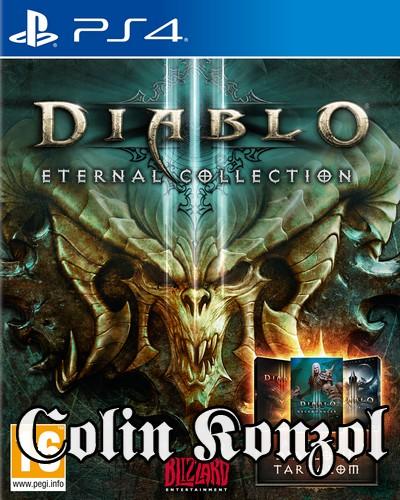 Diablo III (Eternal Collection) (Offline 1-4)