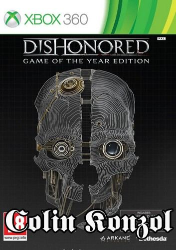 Dishonored Game of the Year Edition (Magyar felirat)