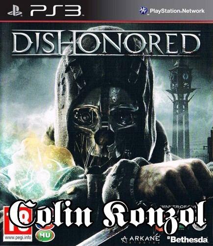 Dishonored(Magyar felirat)