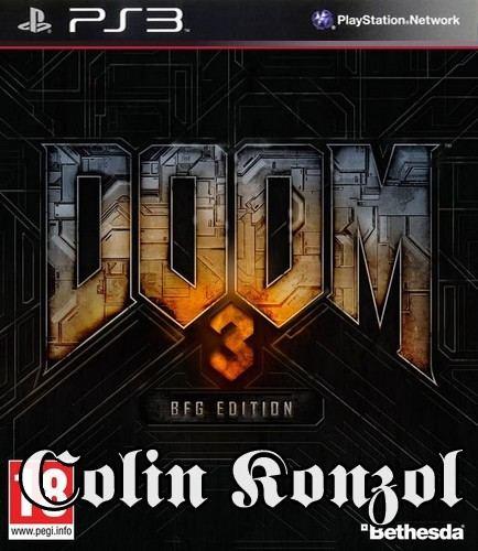DOOM 3 BFG Edition (3D komp.)