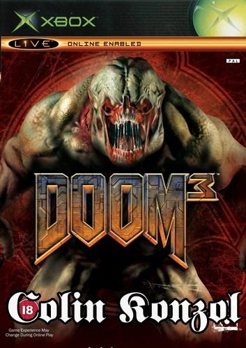Doom 3 (no manual)