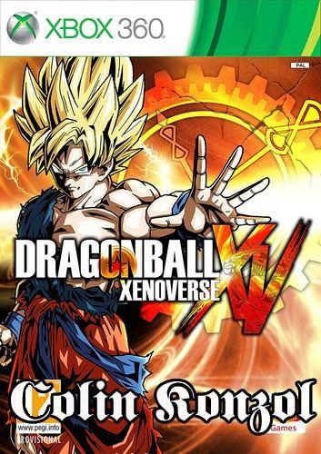 Dragon Ball Xenoverse 1