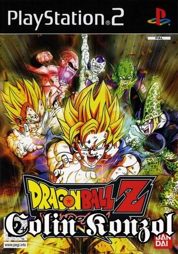 Dragon Ball Z Budokai Tenkaichi (Német borító Választható angol nyelv)