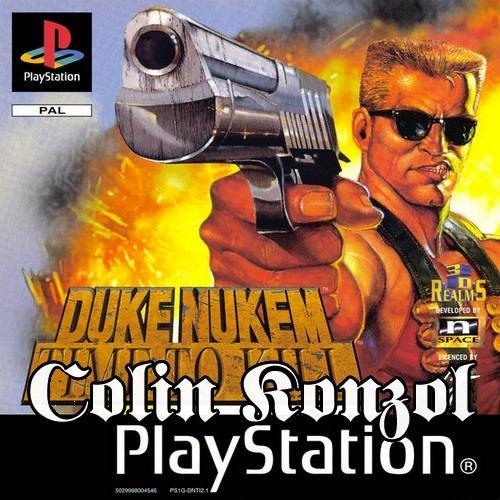 Duke Nukem Time to Kill (Manual és előlapi borító nélkül)