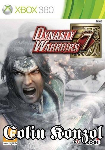 Dynasty Warriors 7 (Co-op)