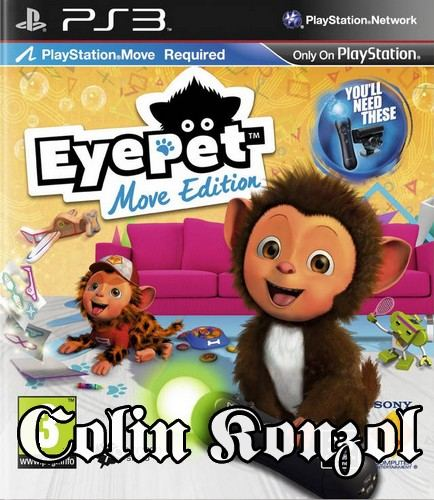 EyePet (only Move)