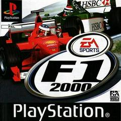 F1 2000 (only disc)