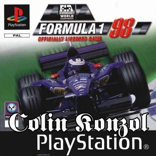 F1 98 (only disc)