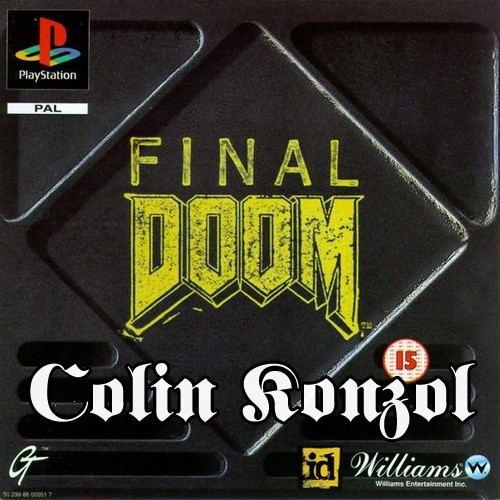 Final DOOM (only disc)