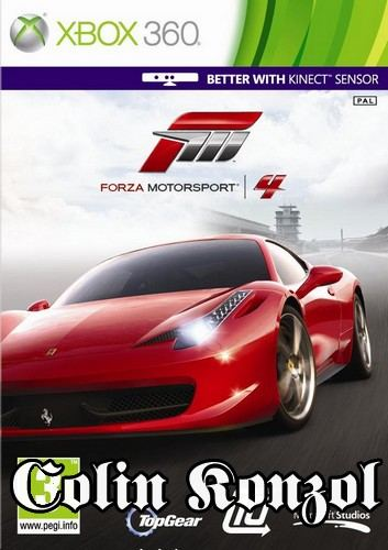 Forza Motorsport 4 (Magyar felirat)