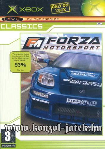 Forza Motorsport (Xbox 360 komp.)
