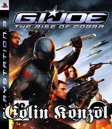 G.I.Joe The Rise of Cobra (Co-op)