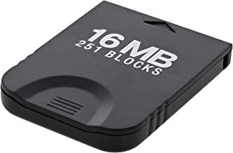 Gamecube memory card 16mb 251 slot