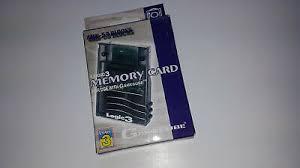 Gamecube Memory Card Logic 3   (59 block) 4mb dobozos