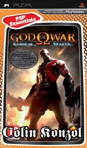 God of War Ghost of Sparta (PSP Essentials)