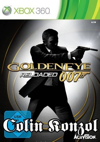 GoldenEye James Bond 007 Reloaded