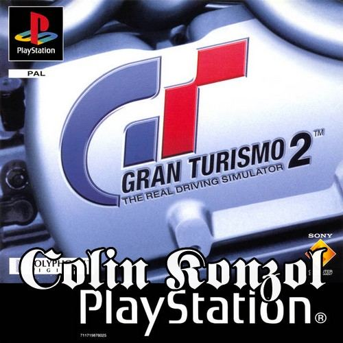 Gran Turismo 2 The Real Driving Simulator