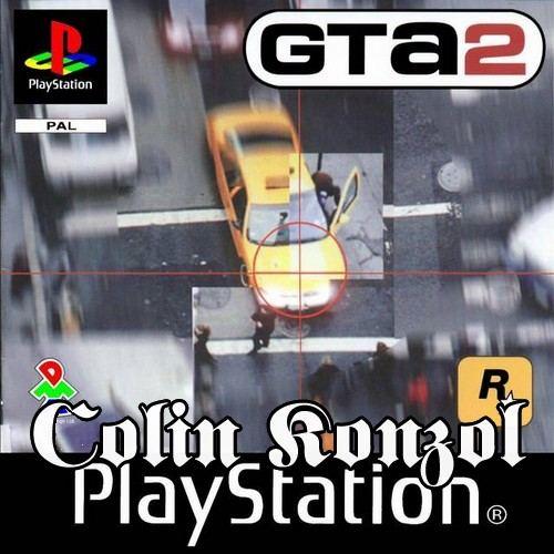Grand Theft Auto 2 (No Manual) (No Map)