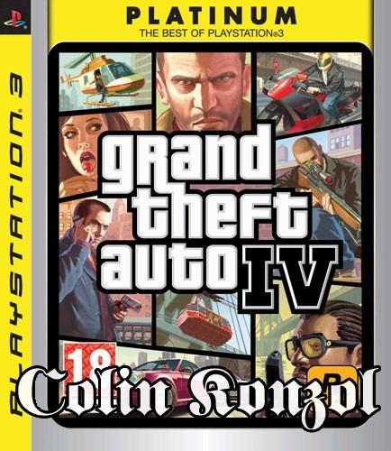 Grand Theft Auto IV (Platinum)