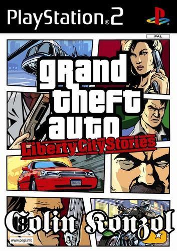 Grand Theft Auto Liberty City Stories (CIB)