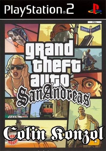 Grand Theft Auto San Andreas (Co-op) (no map)