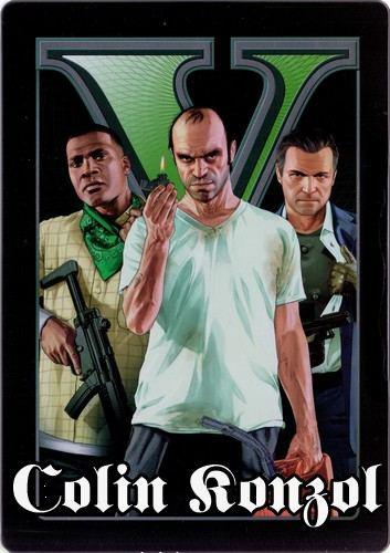 Grand Theft Auto V (Steelbook edition)