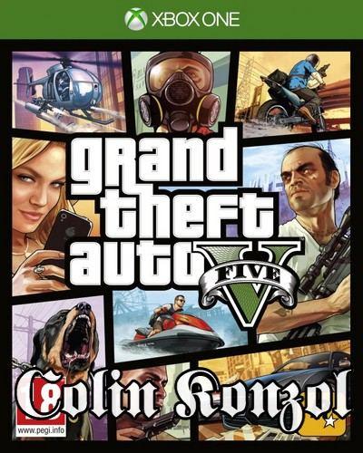 Grand Theft Auto V (Komplett)