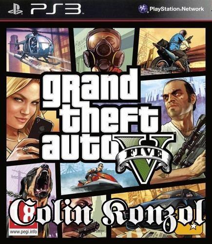 Grand Theft Auto V (No MAP, No Manual)