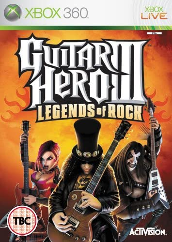 Guitar Hero III Legends of Rock (Co-op)