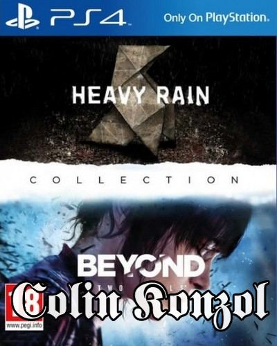 Heavy Rain and Beyond Two Souls Collection (Magyar felirat)