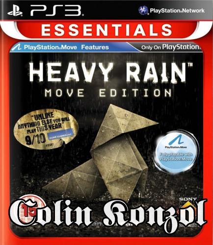 Heavy Rain Move Edition (Essentials)