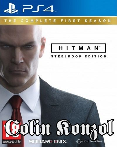 Hitman The Complete First Season Steelbook Edition (Új)