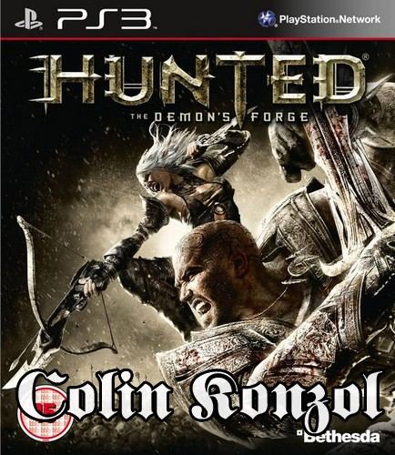 Hunted The Demon's Forge (Co-op)