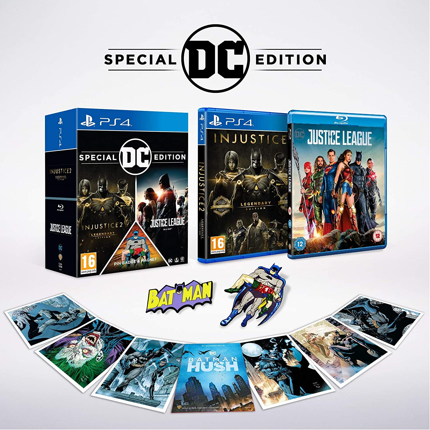 Injustice 2 Legendary Edition (Special DC Edition)