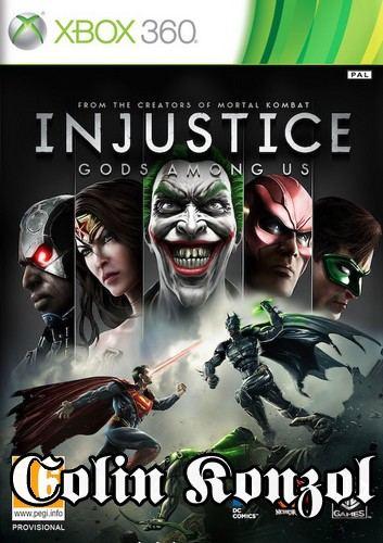 Injustice Gods Among Us (Xbox One komp.)