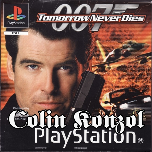 James Bond 007 Tomorrow Never Dies (no manual)