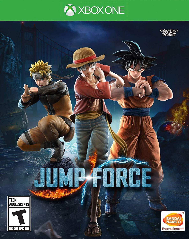 Jump Force (Új)