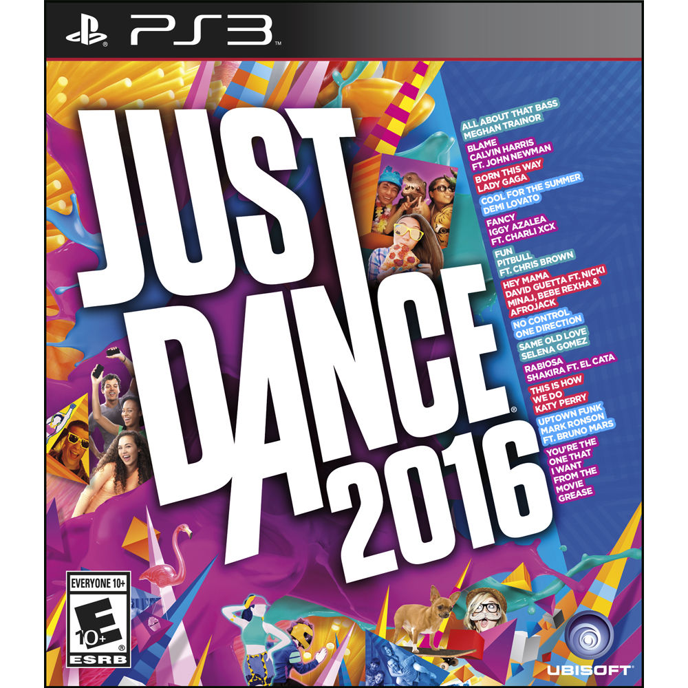 Just Dance 2016 [PS MOVE]