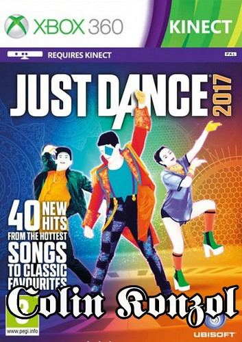 Just Dance 2017 (Co-op) (only Kinect)