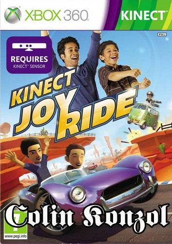 Kinect Joy Ride (Co-op) (only Kinect)