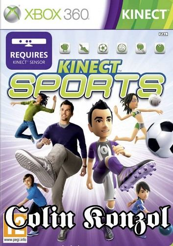 Kinect Sports  (Co-op) (only Kinect)