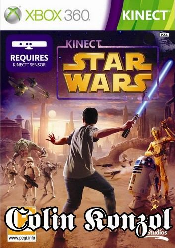 Kinect Star Wars (Co-op) (3D komp.) (only Kinect)