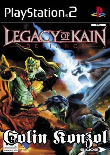 Legacy of Kain Defiance (Német Boritó, Választható Angol Nyelv)