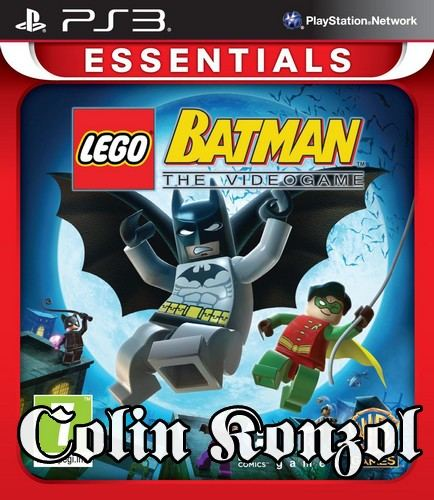 LEGO Batman The Videogame (Co-op) (Essentials)