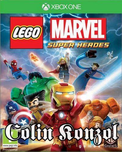 LEGO Marvel Super Heroes (Co-op)