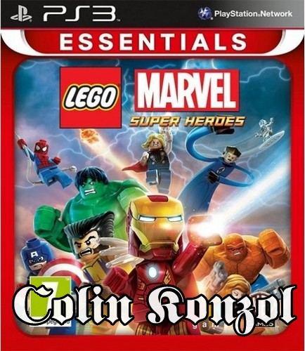 LEGO Marvel Super Heroes (Co-op) (Essentials)
