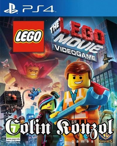 LEGO Movie Videogame (Co-op)